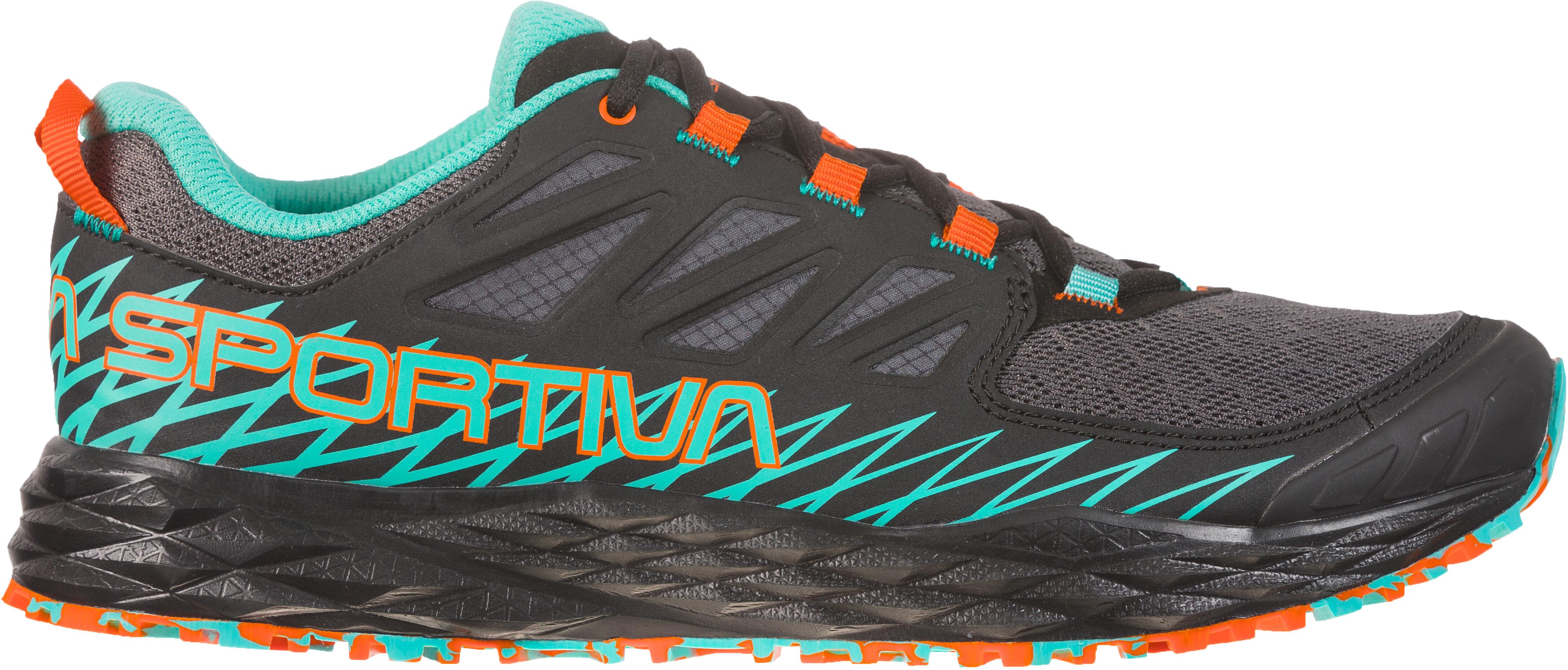 f71b90ee95cf0 La Sportiva Lycan - Zapatillas running Mujer - negro